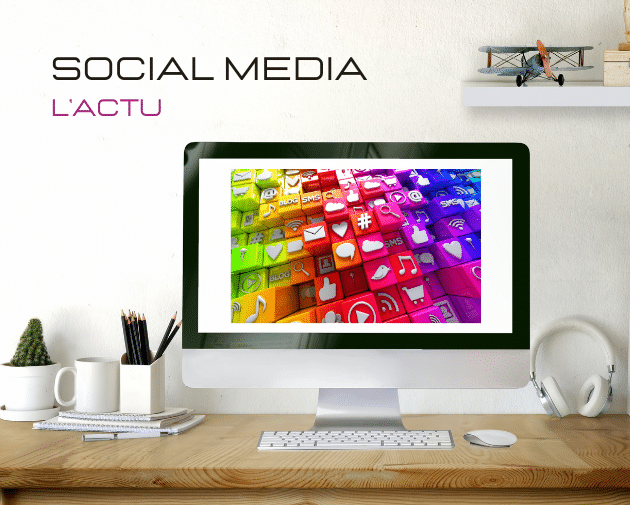 L'actu Social media hebdo DigitVitamin